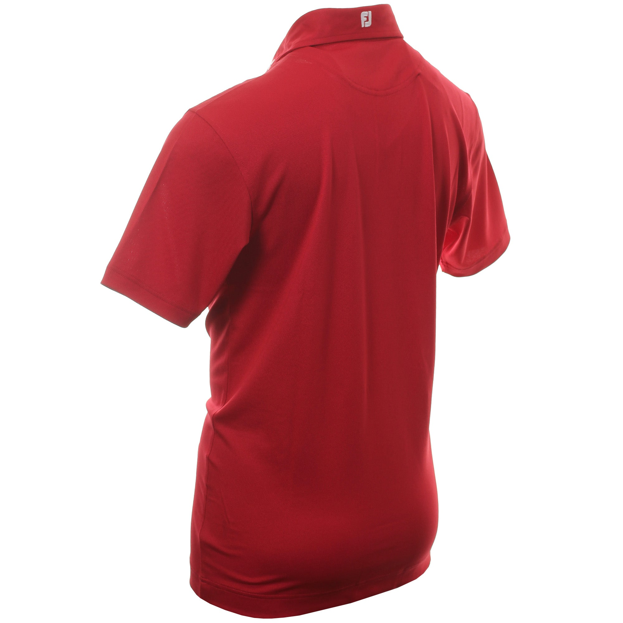 FootJoy Stretch Pique Solid Golf Shirt