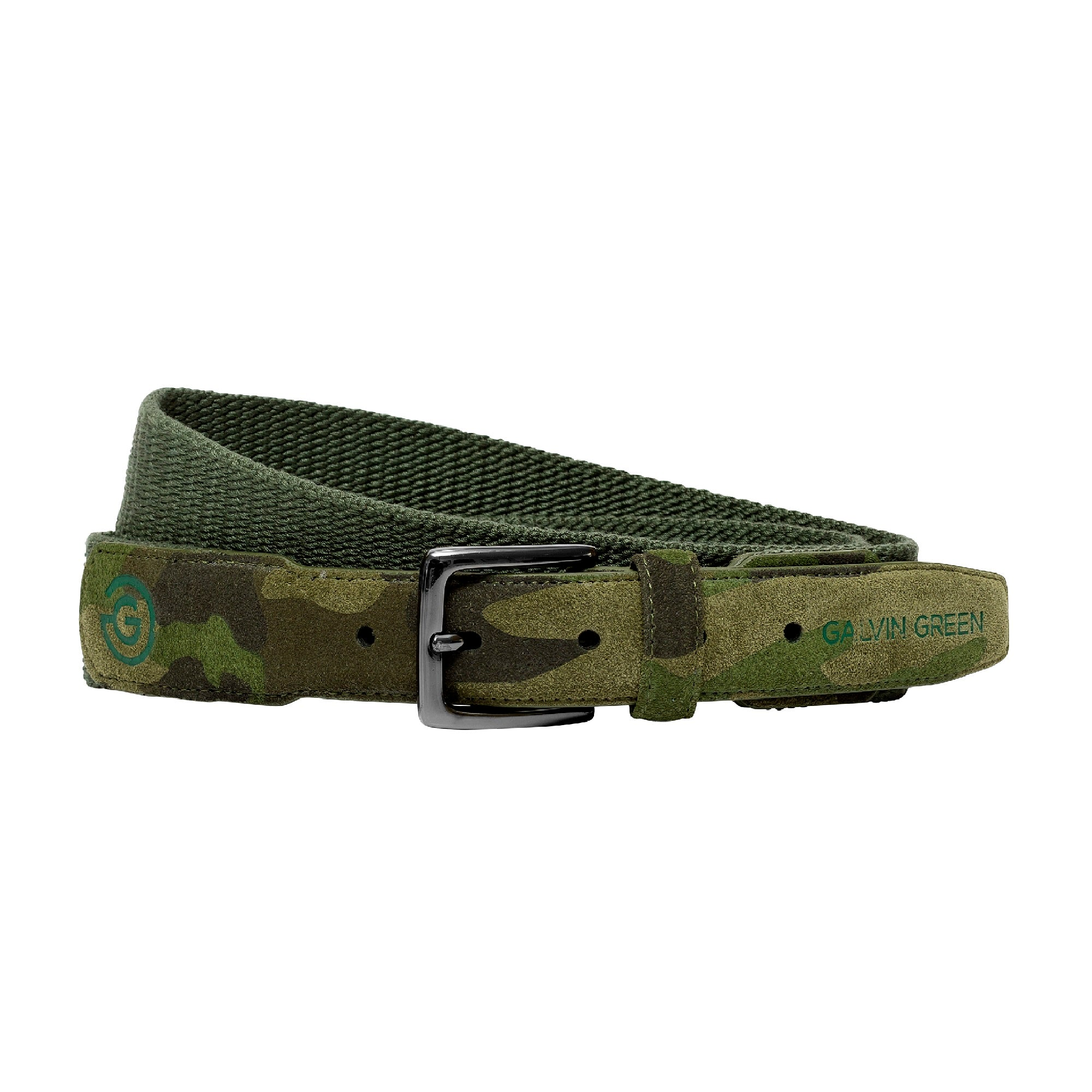Galvin Green Edge E-Camo Golf Belt