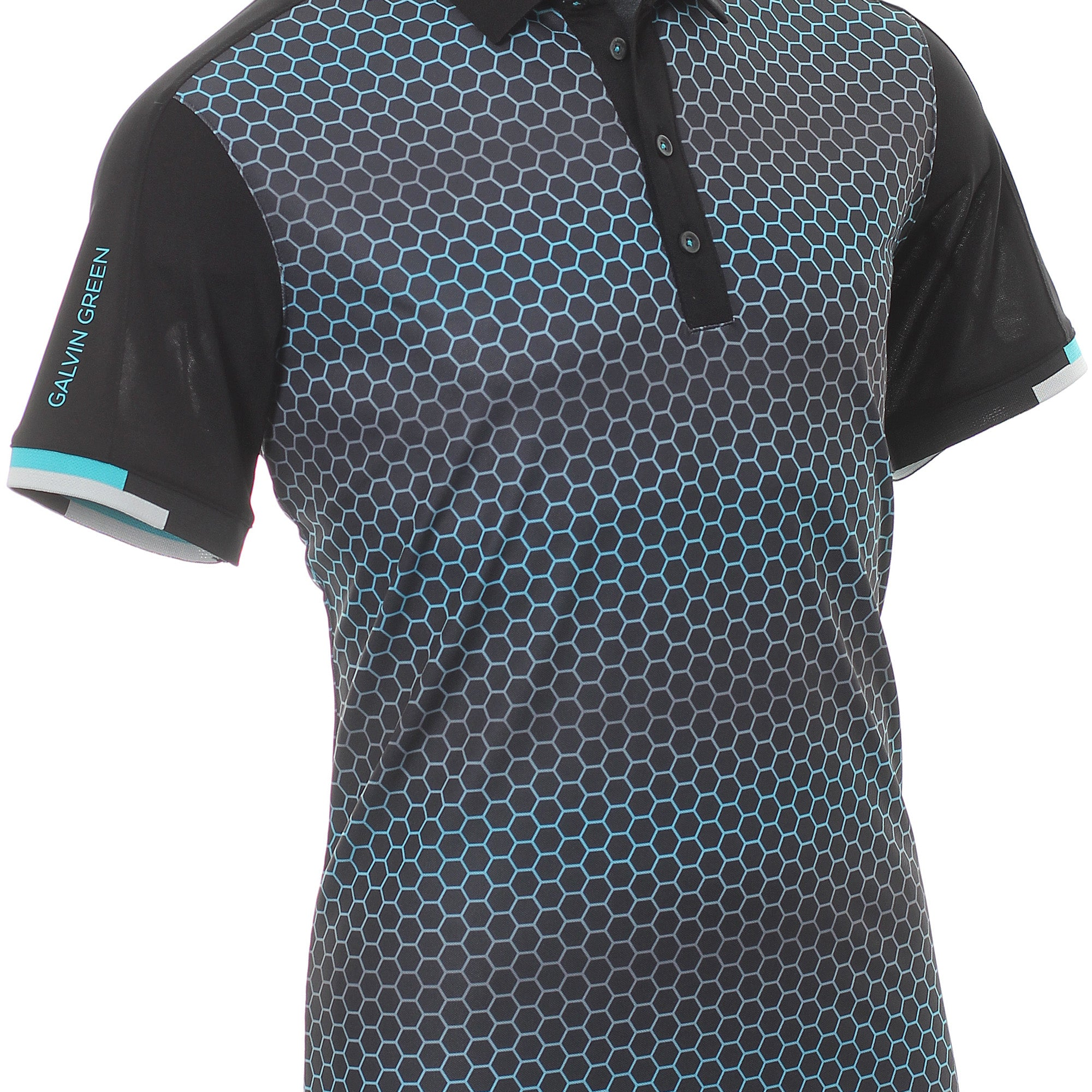 Galvin Green Myles Ventil8+ Golf Shirt