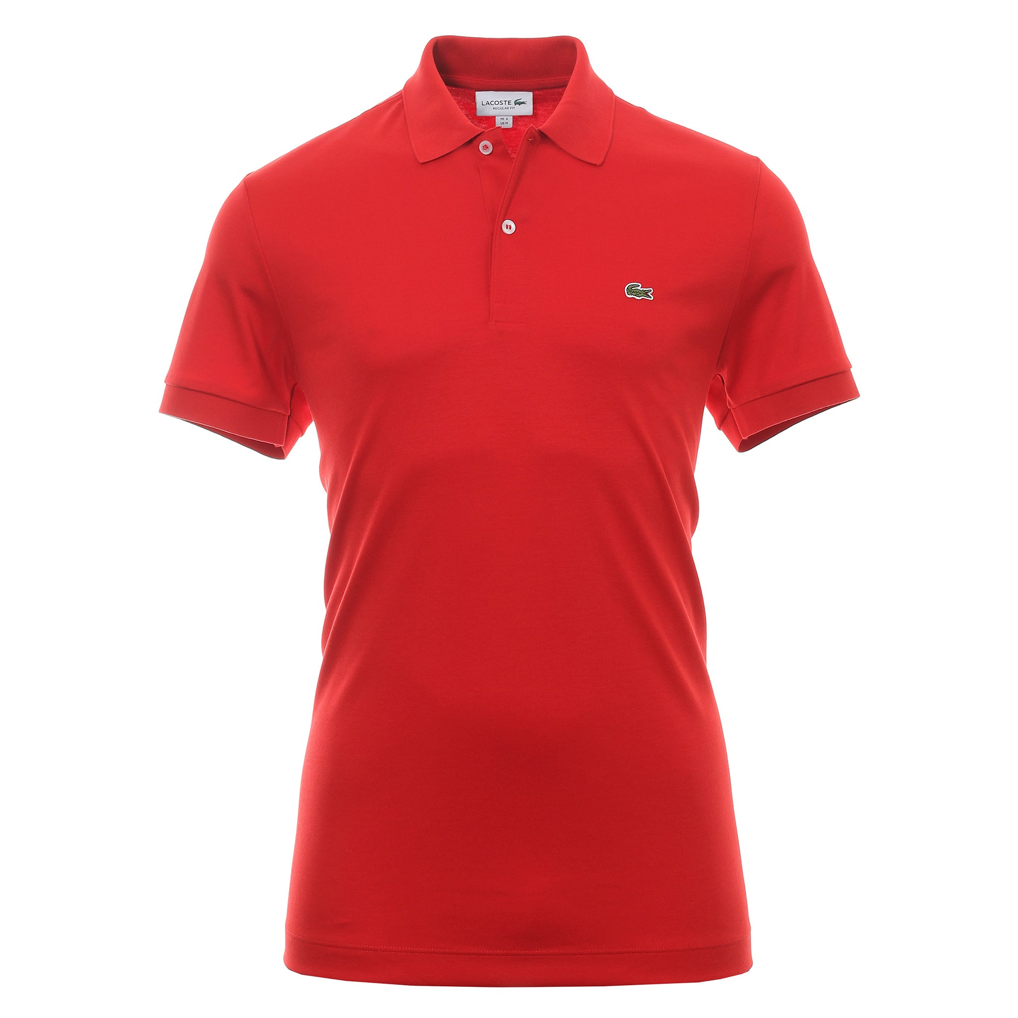 Lacoste Pima Cotton Interlock Polo Shirt DH2050