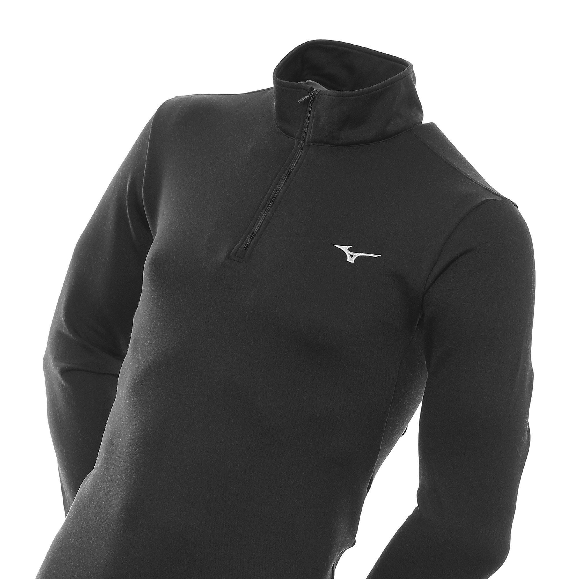 Mizuno Golf Breath Thermo 1/4 Zip 52GJ8501