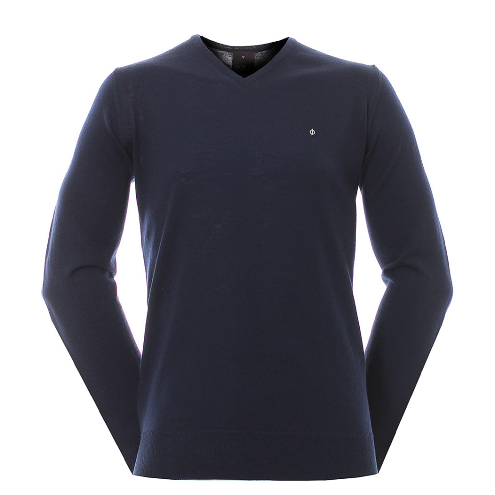 Oscar Jacobson Wyatt Pin Sweater 67066768