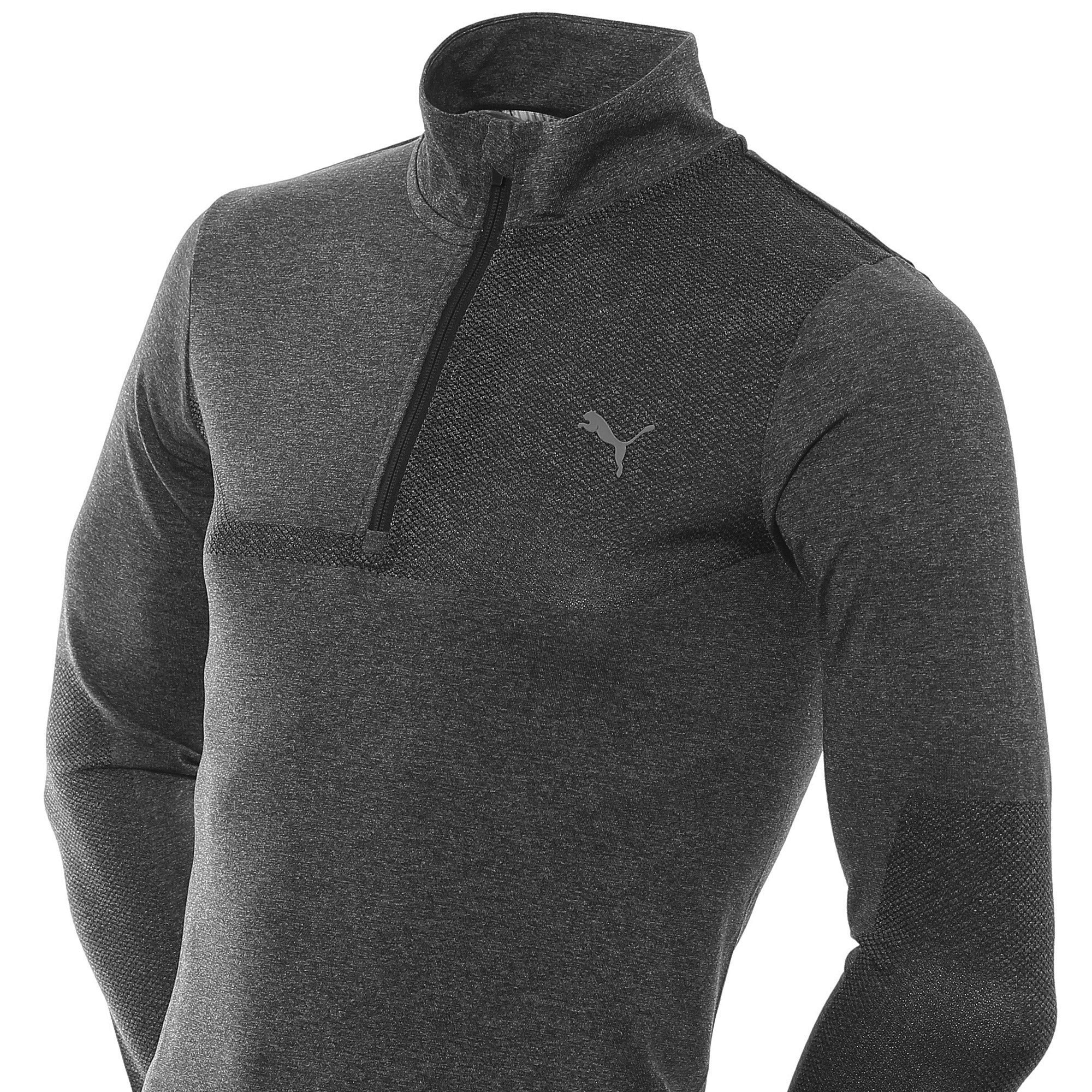 Puma Golf Evoknit 1/4 Zip 578794