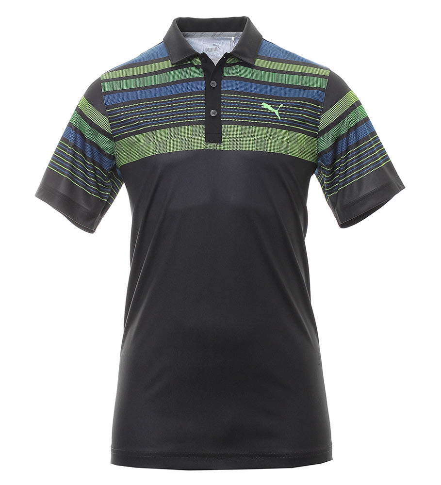 Puma Golf GT Jersey Stripe Shirt 572200