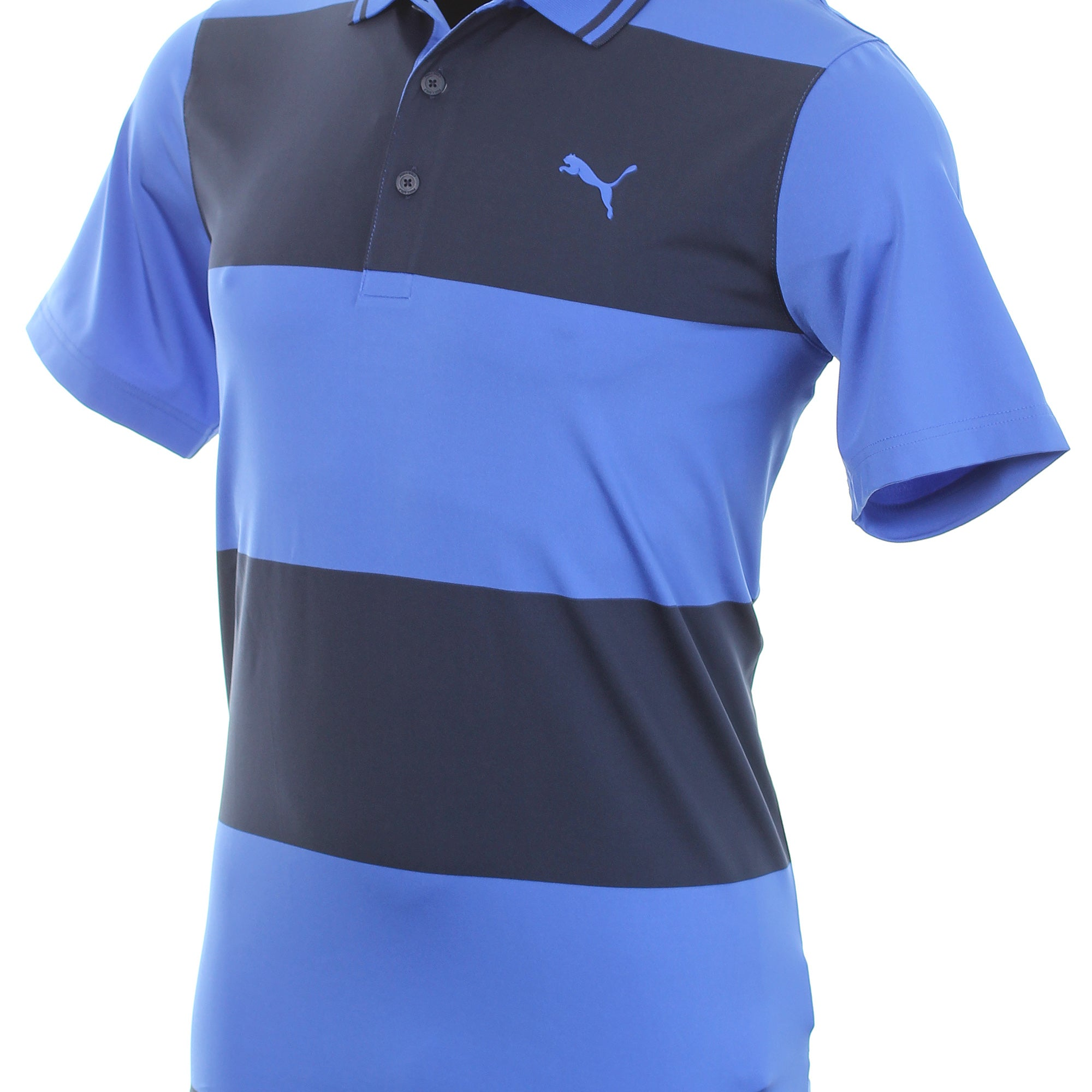 Puma Golf Rugby Polo Shirt 595718