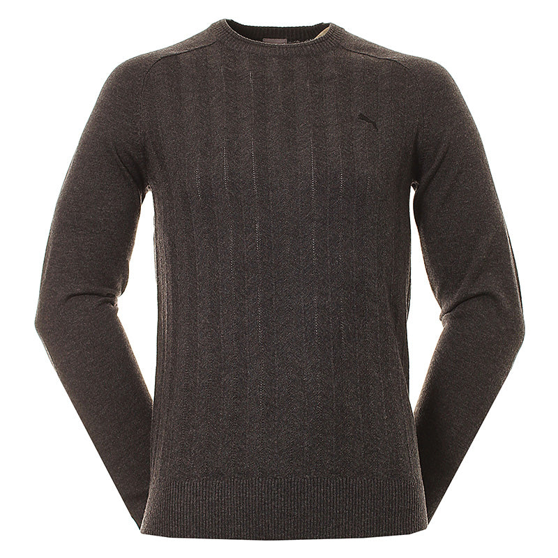 Puma Golf SportLux Crew Neck Sweater 569305