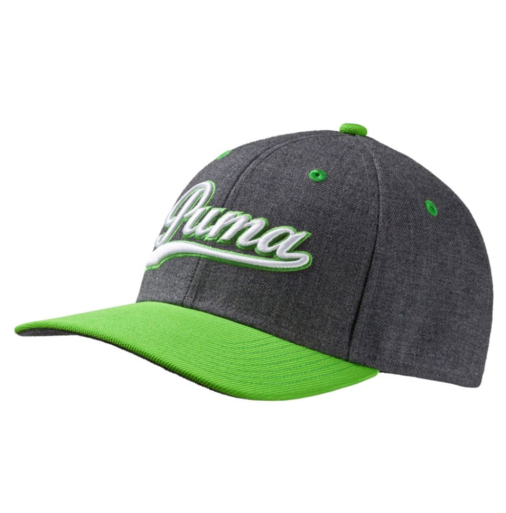 Puma Golf Script Fitted Cap 053139