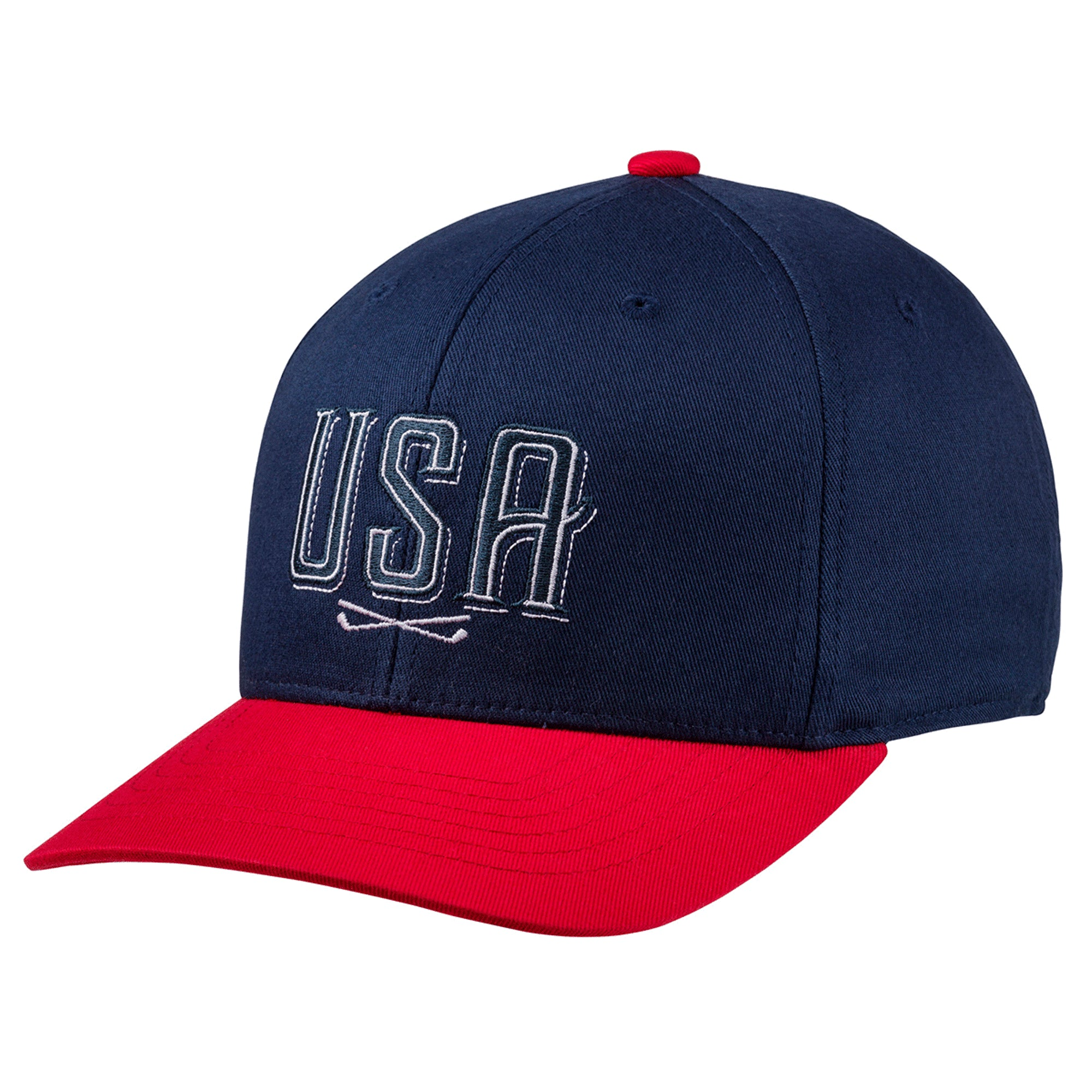 Puma Golf Snapback Team USA Cap