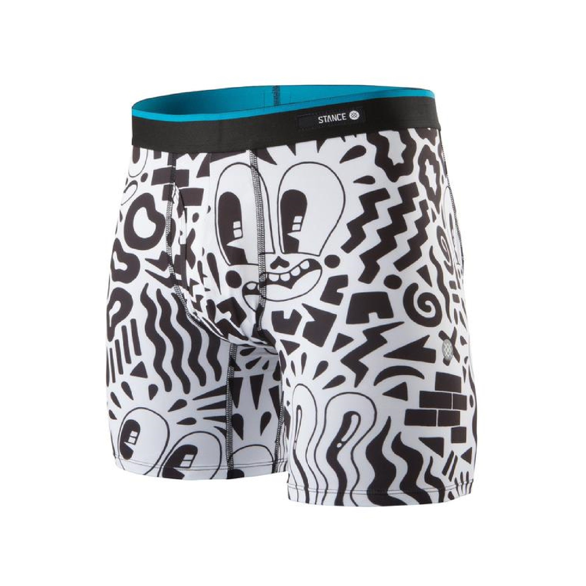 Stance Hattie Boxer Brief M803D18HAT