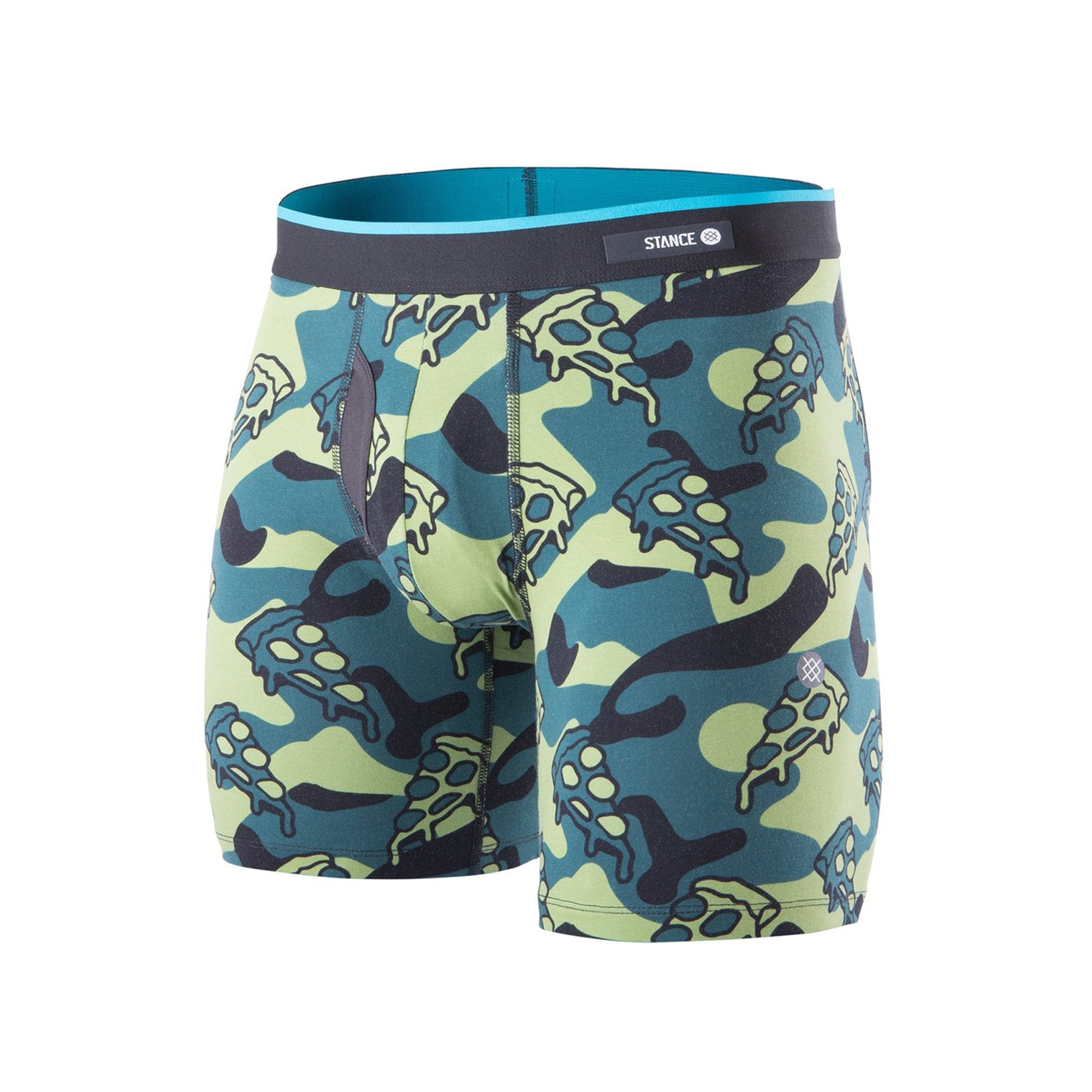 Stance Pizza War Boxer Brief M802A19PIZ