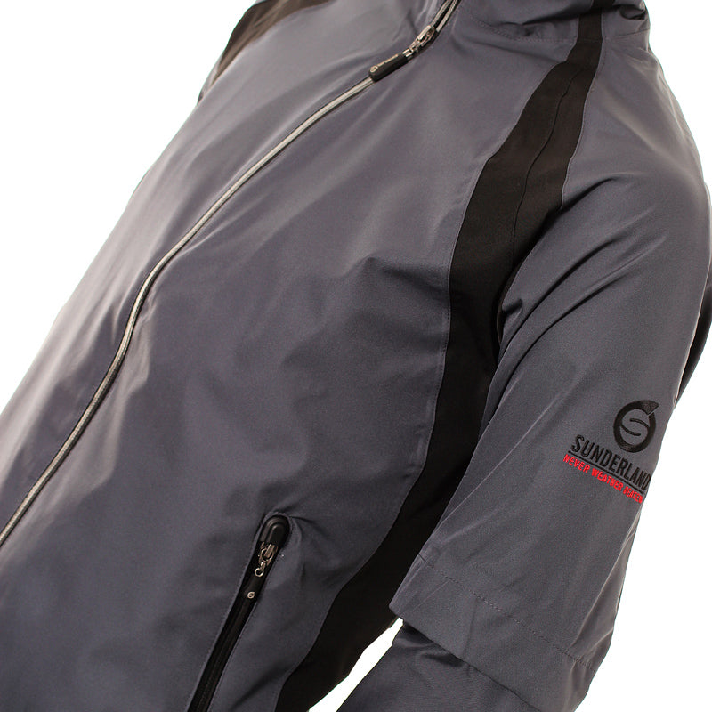 Sunderland Golf Resort Convertible Waterproof Jacket