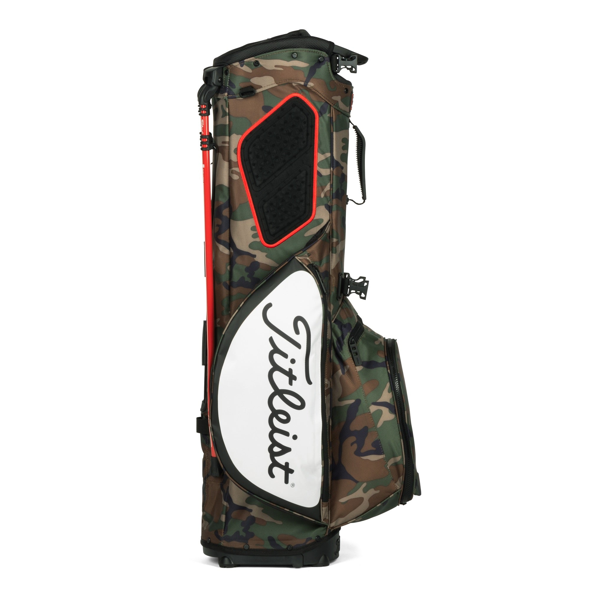 Titleist Players 4+ Camo Stand Bag TB20SX1-WCM