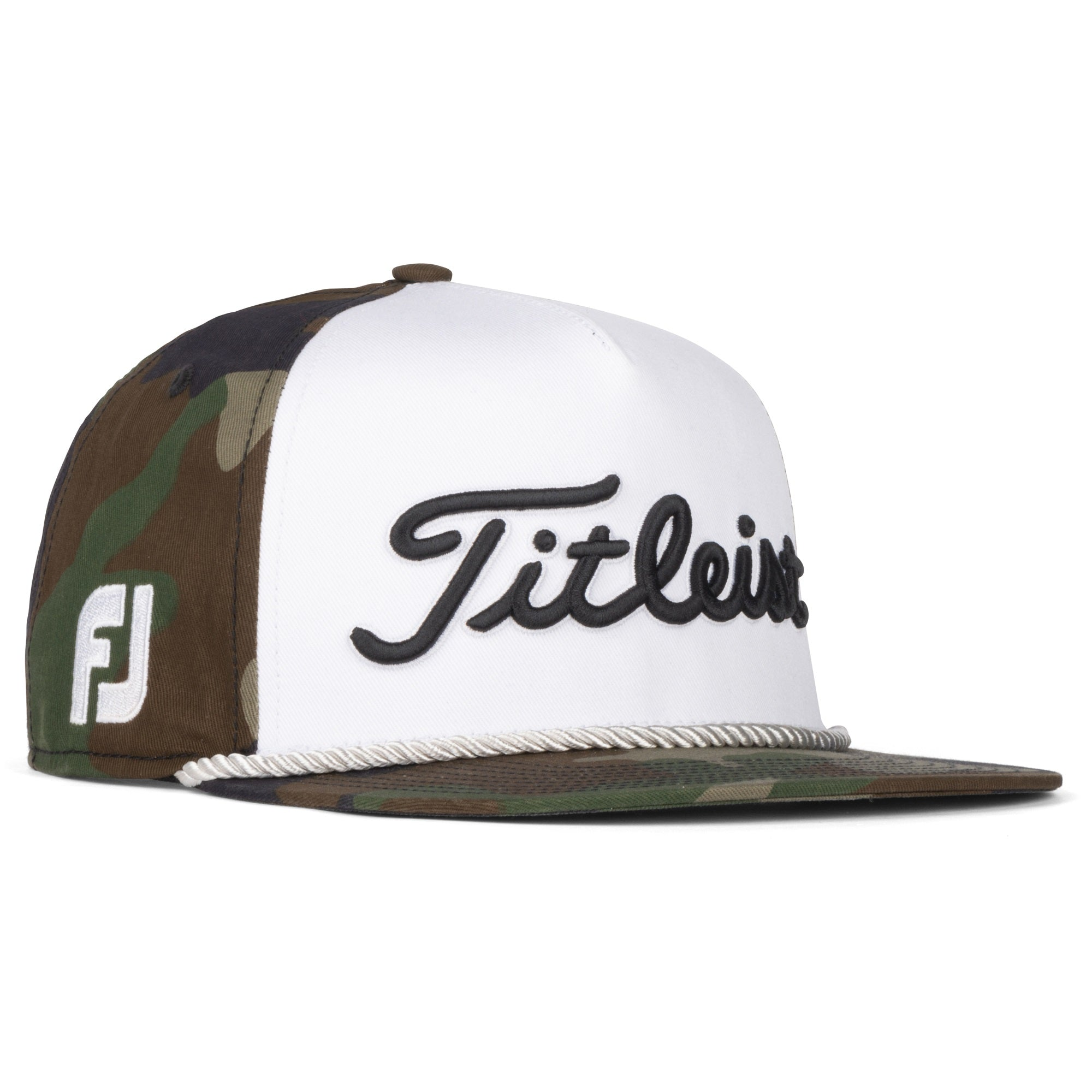 Titleist Camo Tour Cotton Rope Cap TH20ATRWCM-3