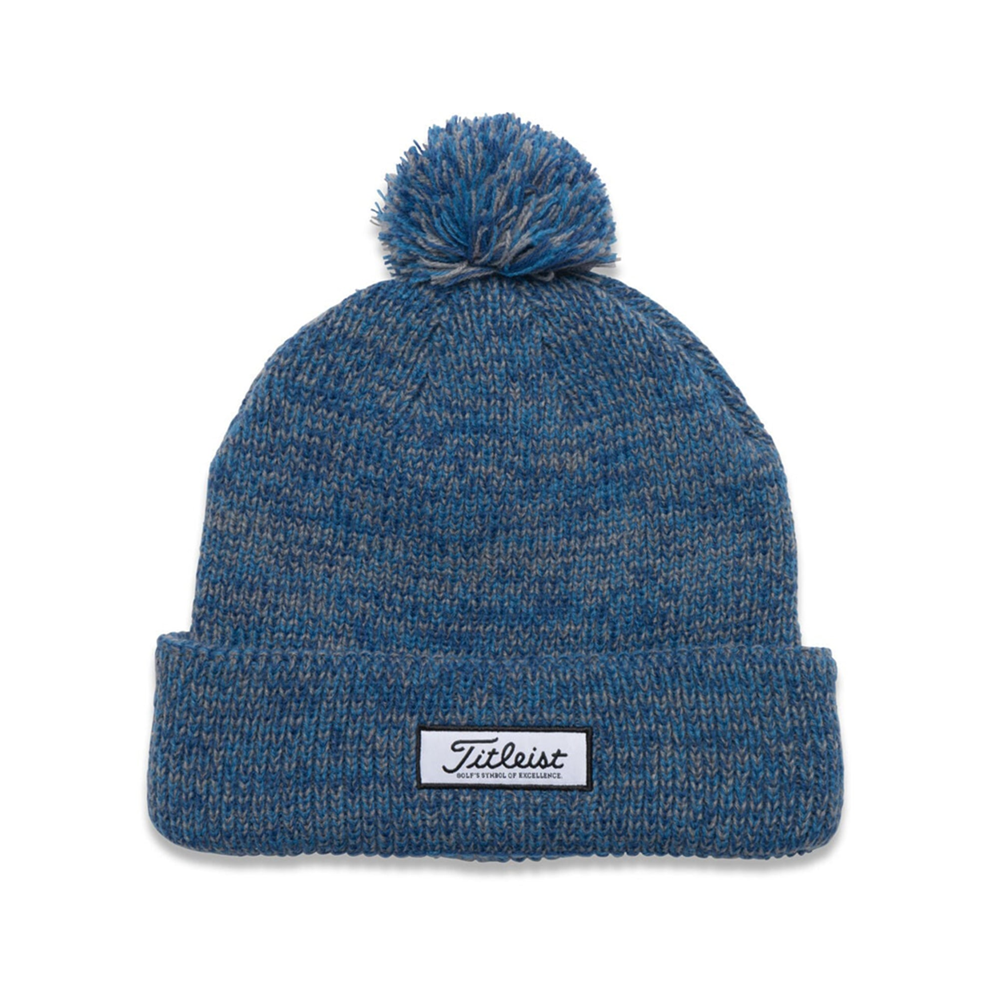 Titleist Lifestyle Heather Pom Beanie