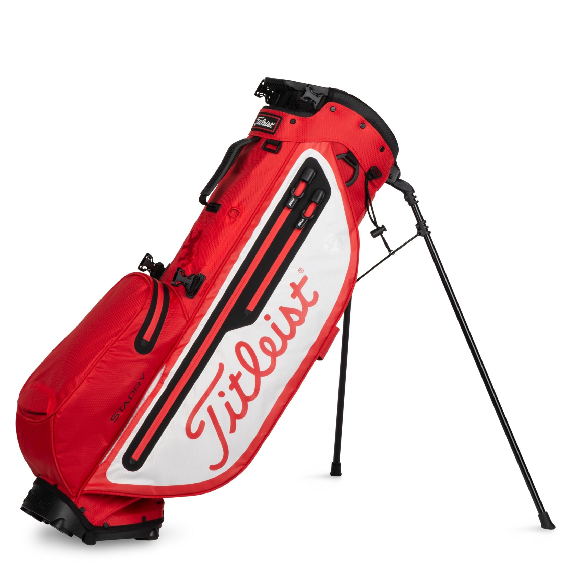 Titleist Players 4+ StaDry England Stand Bag TB9SX3-BRT