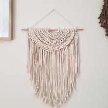 Load image into Gallery viewer, Rainbow Macrame wall hanging