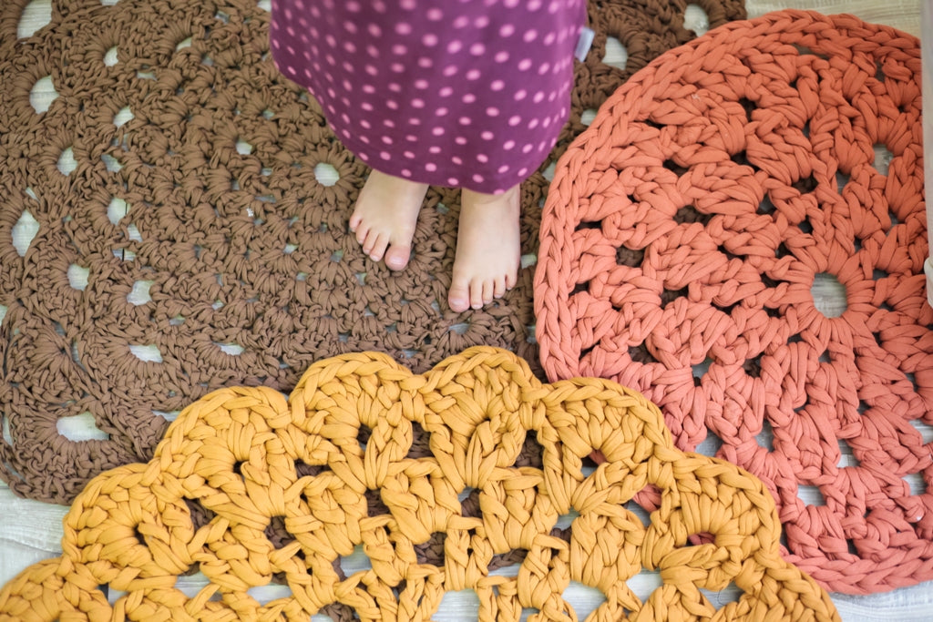 Order your Large Crochet Rug