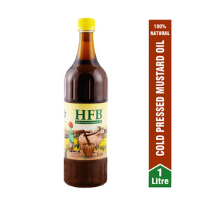 HFB Cold Pressed Mustard Oil