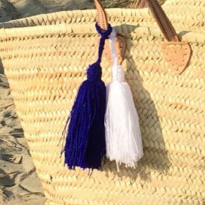 Beach Bag Tassel