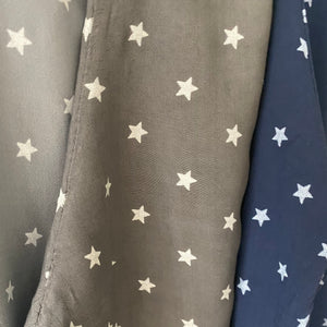 Star Harem Pants Dark Grey