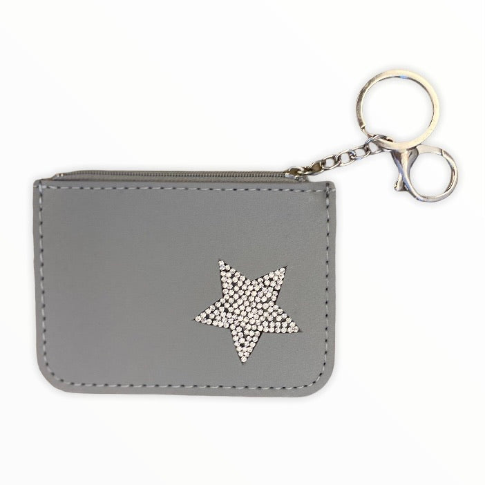 Keyring Purse