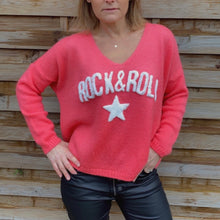 Load image into Gallery viewer, Rock & Roll Star Jumper