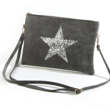 Load image into Gallery viewer, Glitter Star bag