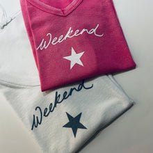 Load image into Gallery viewer, Weekend Star T-Shirt