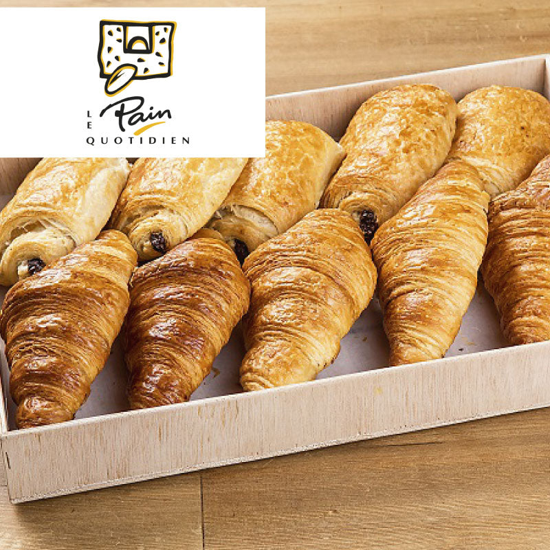 Petit pain au chocolat x 6 unidades - The Restaurant Market
