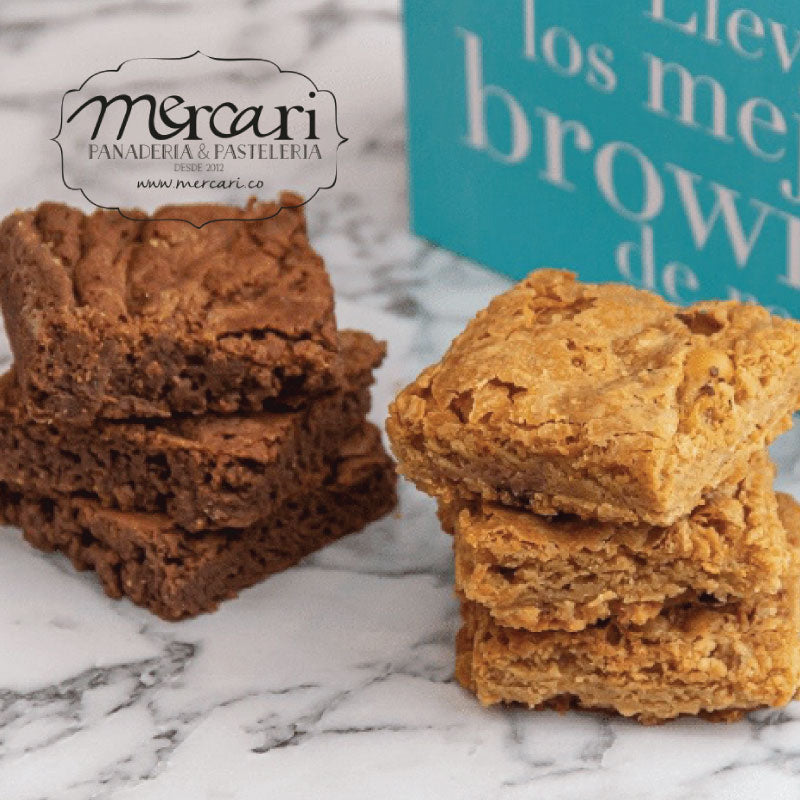 Caja Brownies - The Restaurant Market