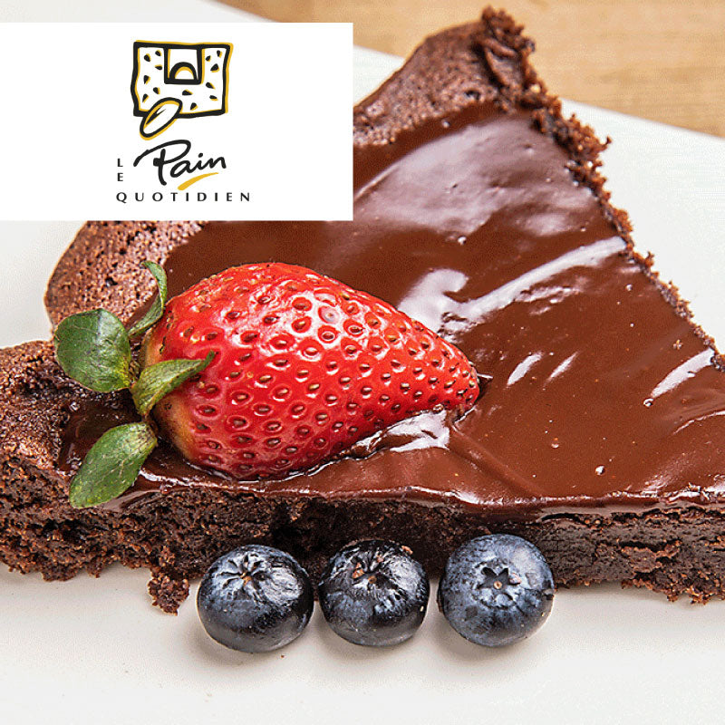 Torta de chocolate belga x 6 porciones - The Restaurant Market
