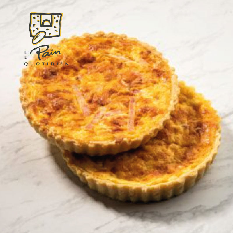Quiche Lorraine x 3 unidades - The Restaurant Market