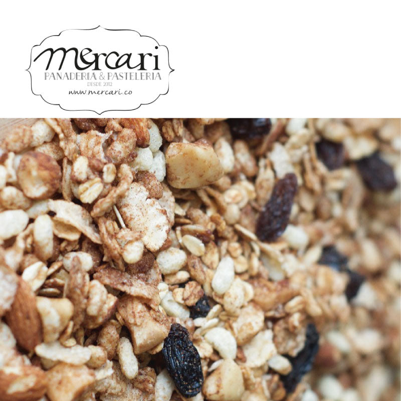 Granola Frasco x 320 g - The Restaurant Market