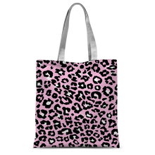 Load image into Gallery viewer, Tia Kofi - Official Merch - Camp Cow Classic Sublimation Tote Bag