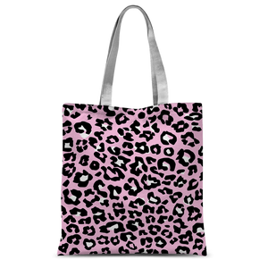 Tia Kofi - Official Merch - Camp Cow Classic Sublimation Tote Bag