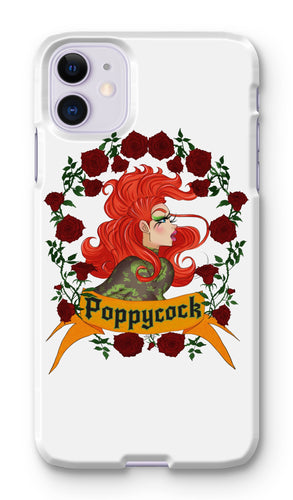 Poppycock - Official Merch - Phone Case