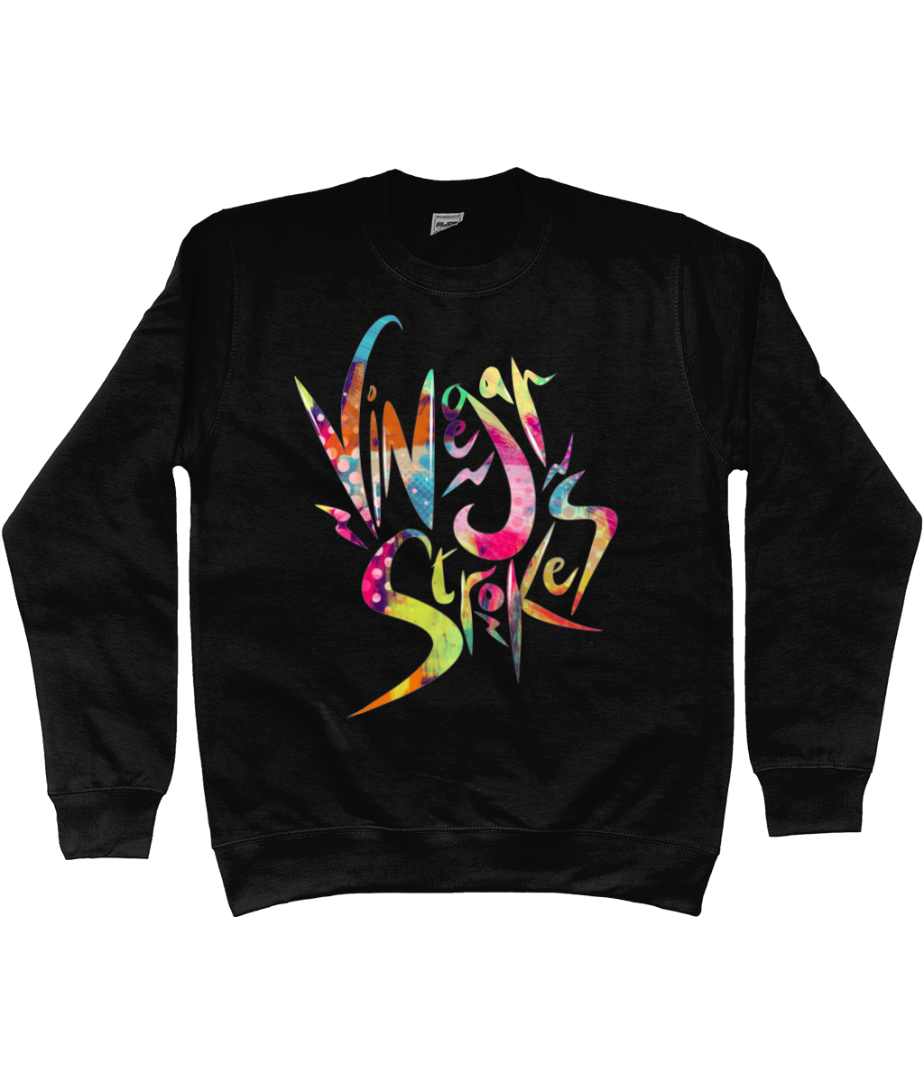 Vinegar Strokes Logo Sweatshirt - Official Merchandise