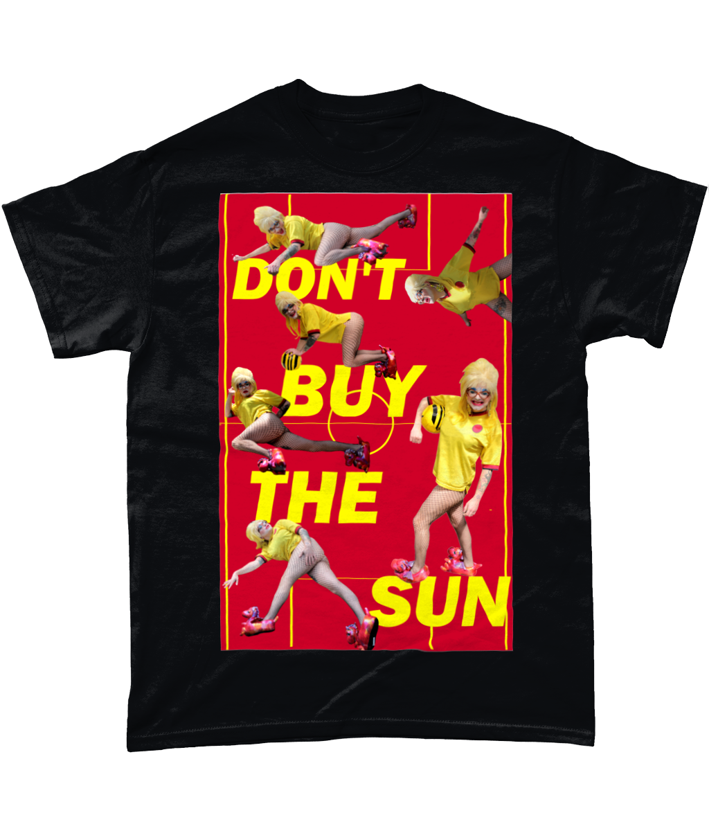 Meating People Is Easy // Ginny Lemon - Official Merch - Don't Buy The Sun Tee