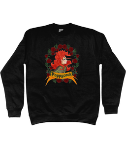 Poppycock - Official Merch - Sweater