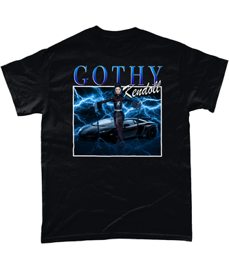 Gothy Kendoll Vintage Tee - Drag Race UK Official Merch