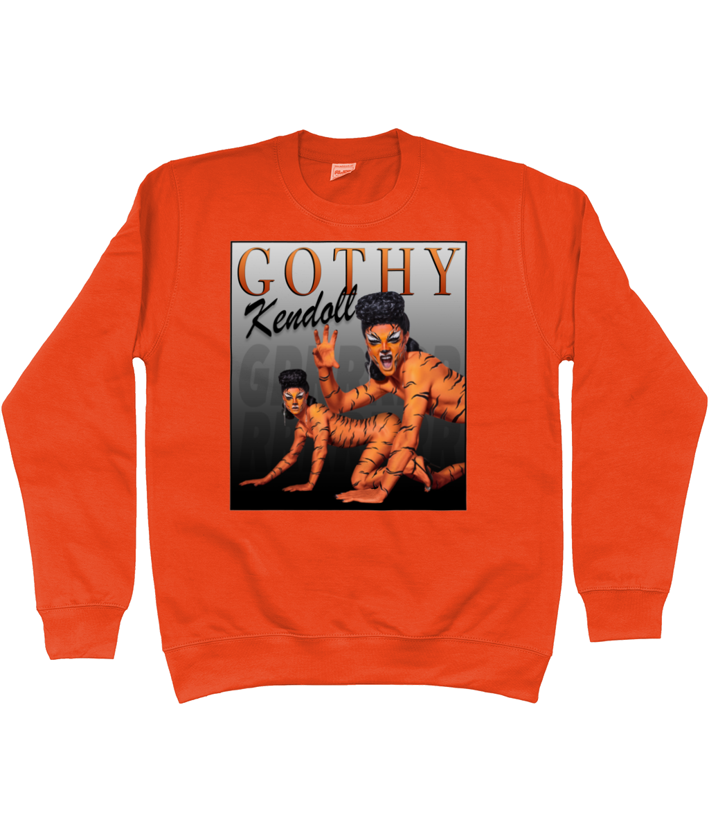 Gothy Kendoll - Regents Park Sweatshirt - Official Merch