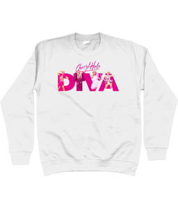 CHERYL HOLE - OFFICIAL MERCH - DIVA SWEATER