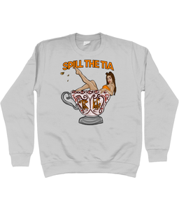 Tia Kofi - Official Merch - SpillTheTia Sweatshirt