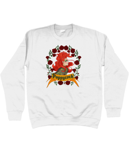Load image into Gallery viewer, Poppycock - Official Merch - Sweater