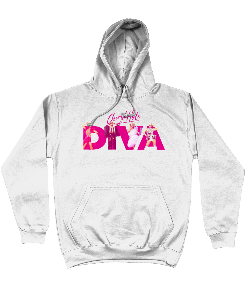 CHERYL HOLE - OFFICIAL MERCH - DIVA HOODIE