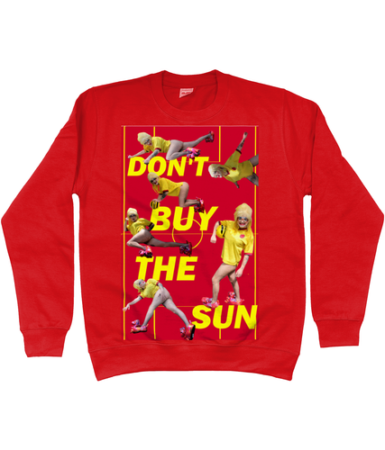 Meating People Is Easy // Ginny Lemon - Official Merch - Don't Buy The Sun - Sweater