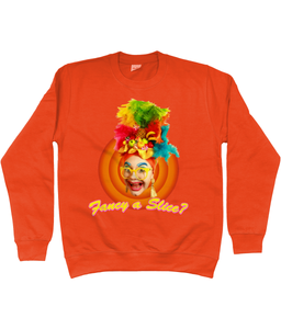 Meating People Is Easy // Ginny Lemon - Official Merch - Sweater