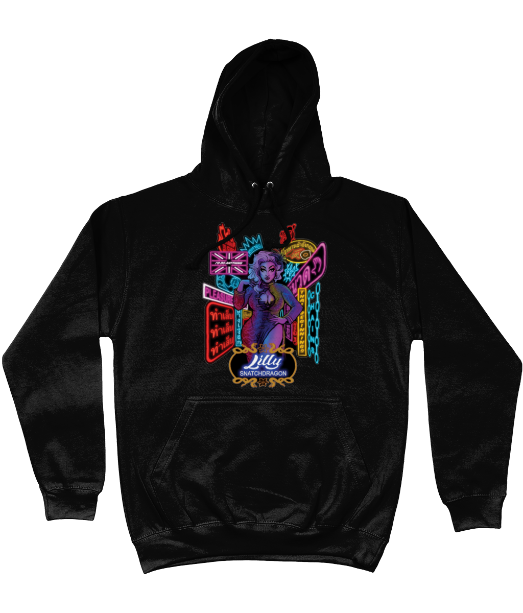 LILLY SNATCHDRAGON - Official Merch - Hoodie