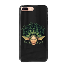 Load image into Gallery viewer, Veronica Green - Official Merch Back Printed Black Soft Phone Case