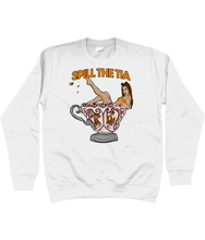 Load image into Gallery viewer, Tia Kofi - Official Merch - SpillTheTia Sweatshirt